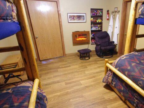 Family Room, Whitebird Summit Lodge