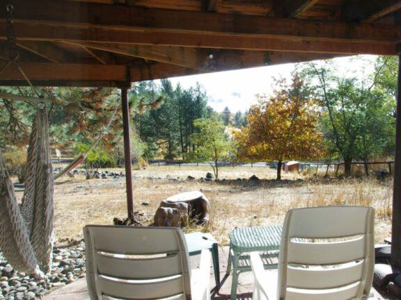 Queen Room, Whitebird Summit Lodge