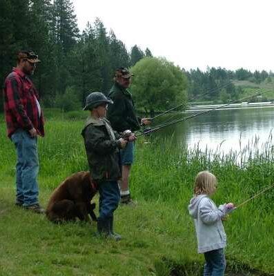 Outdoor Activities, Whitebird Summit Lodge