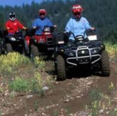 ATV & Motorcycle Trails, Whitebird Summit Lodge