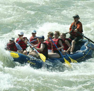 Whitewater Rafting, Whitebird Summit Lodge