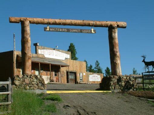 Home, Whitebird Summit Lodge